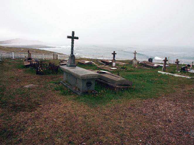 Cemetery on Sailors' Island